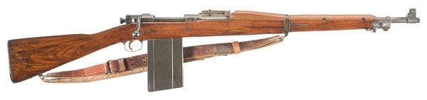 WWI Air Service 1903 Springfield rifle