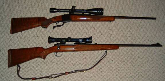 Rifles in 257 Roberts