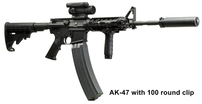 This must be one of them there new AKs I've been hearing about.