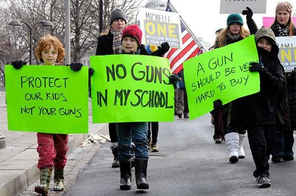 gun control kids