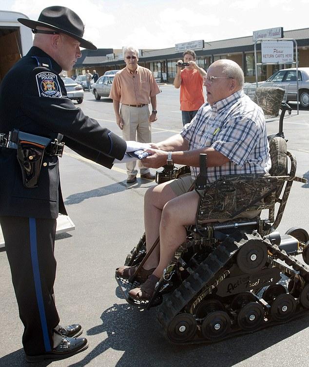 Veteran Wheelchair