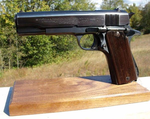 Ballester 1911 pistol