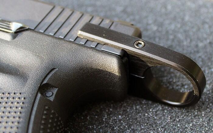 brass stacker glock slide pull4