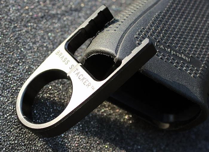 brass stacker glock slide pull5