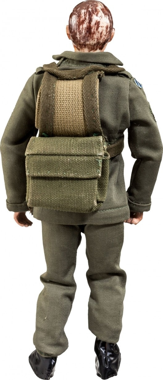 G.I. Joe's hand stitched backpack