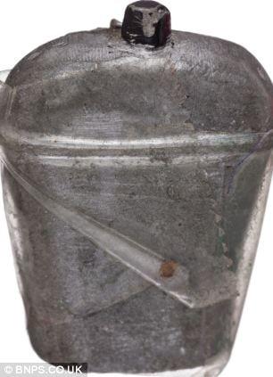 G.I. Joe's thirst quenching canteen
