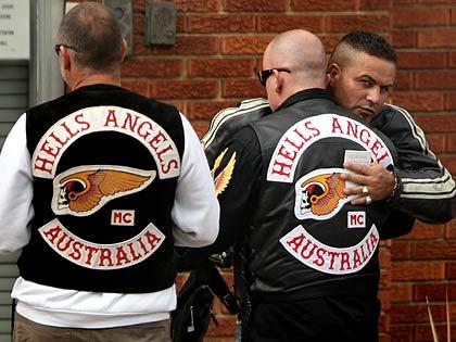 hells angels australia
