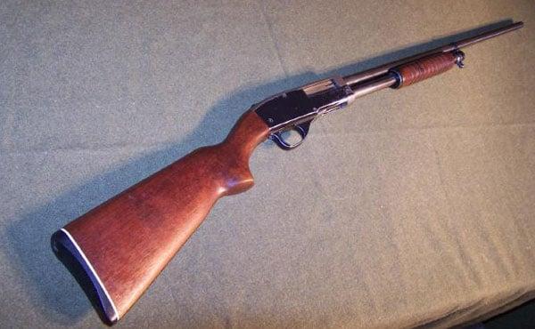 H&R 402 shotgun