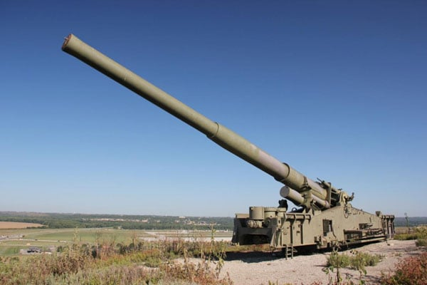 Decommissioned M65