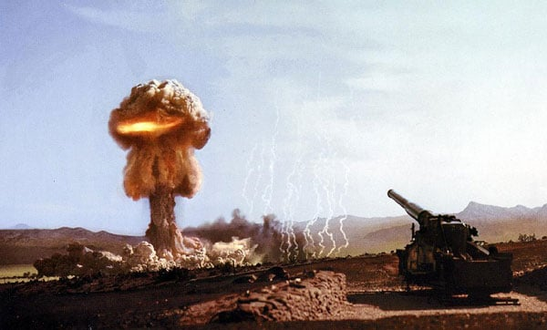 M65 nuclear cannon