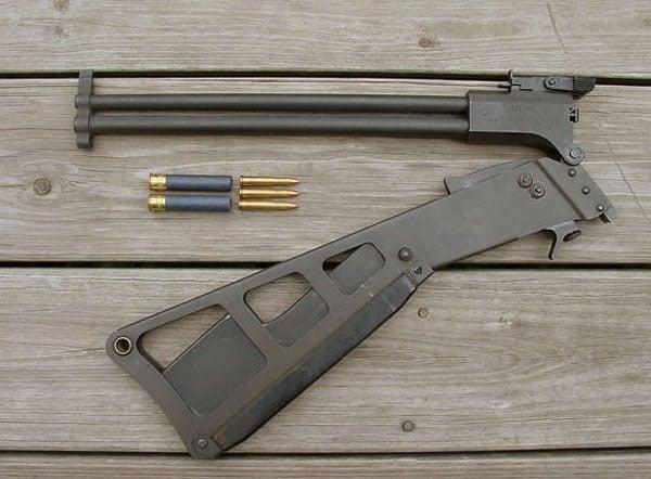 M6 rifle ammo