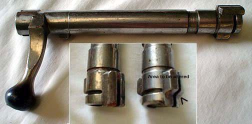Gew 98 German Mauser shotgun conversion
