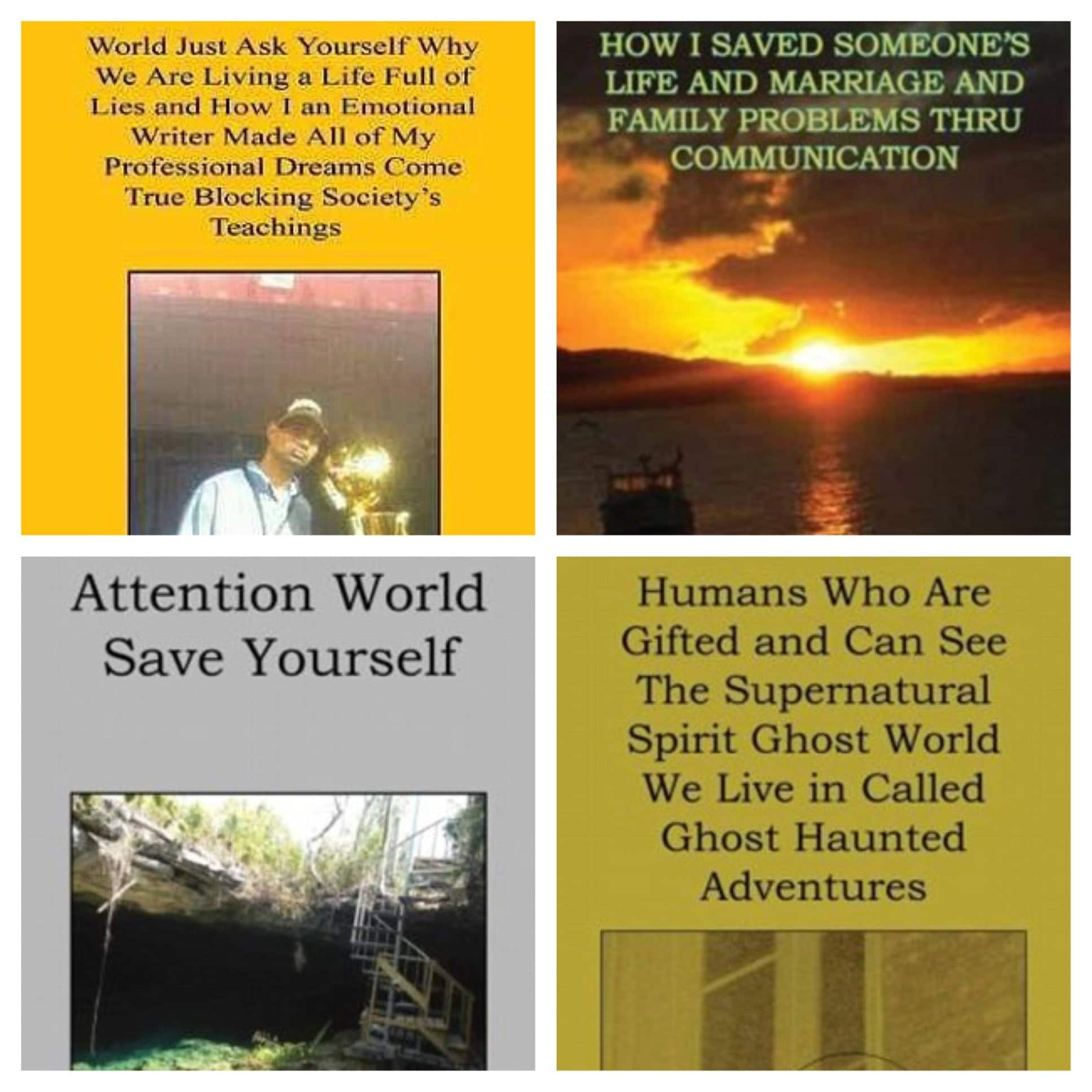 Medina's oddly titled self-help e-books