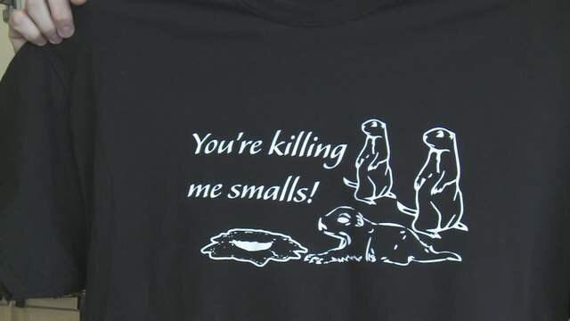 Gunhawk T-shirt