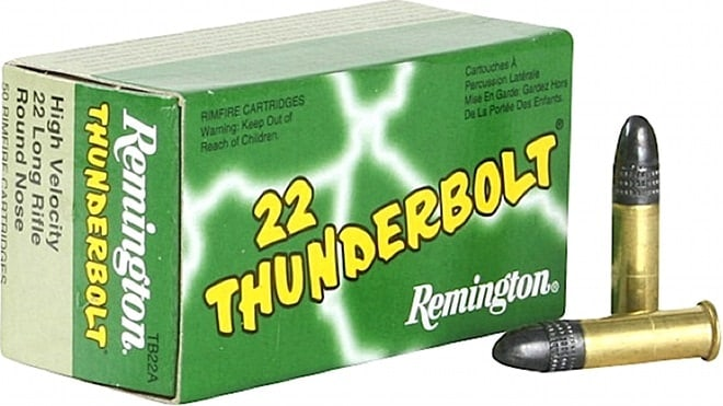 remington thunderbolts