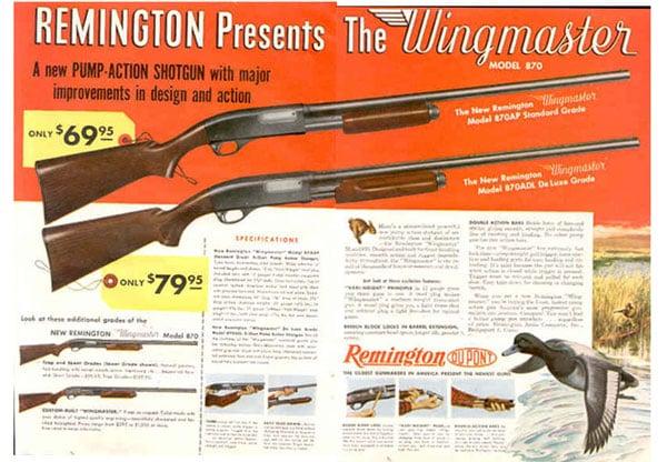 Remington Wingmaster