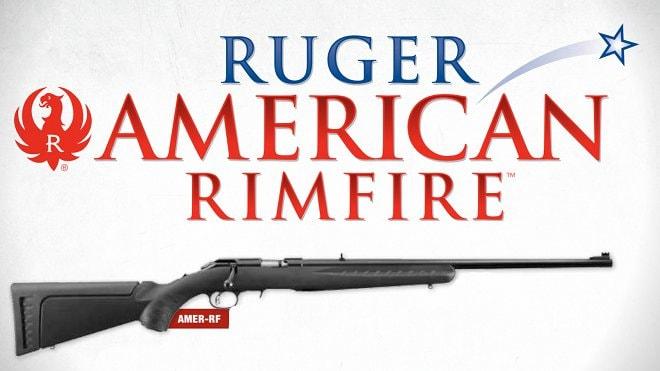 ruger american rimfire