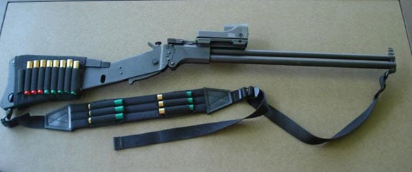 Springfield M6 Scout