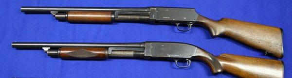 Stevens 520 and 620 shotguns