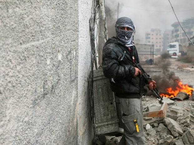 (Photo Credit:Reuters/Goran Tomasevic)
