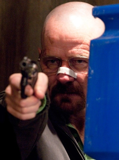 Walter white ruger lcr