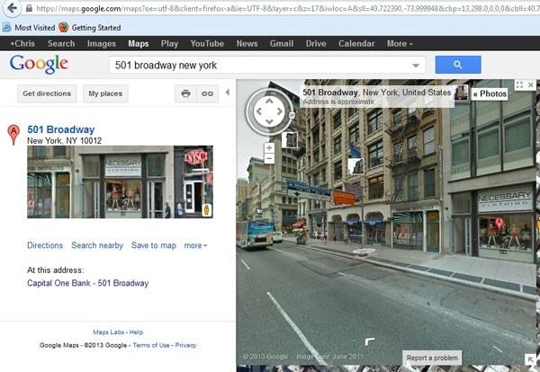 501 Broadway