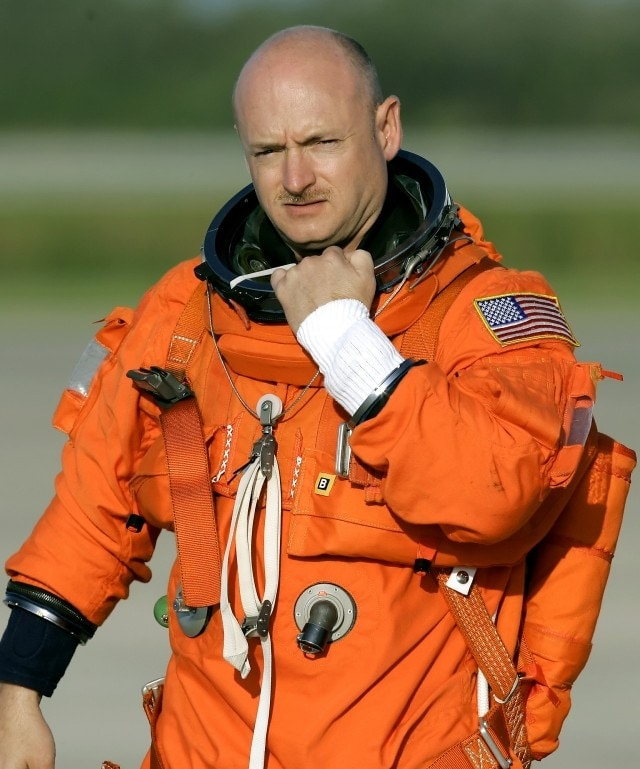 Mark Kelly, STS-121