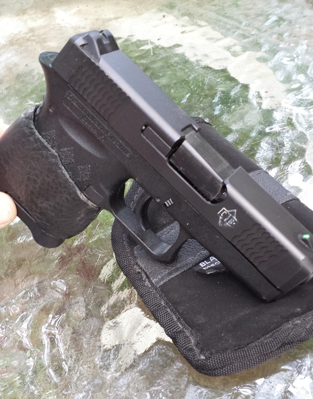 Gun Review: Want a tiny, tiny pistol? Diamondback DB9 is the answer