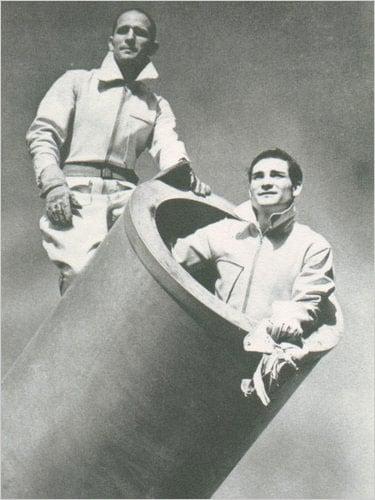 Edmondo and Hugo Zacchini