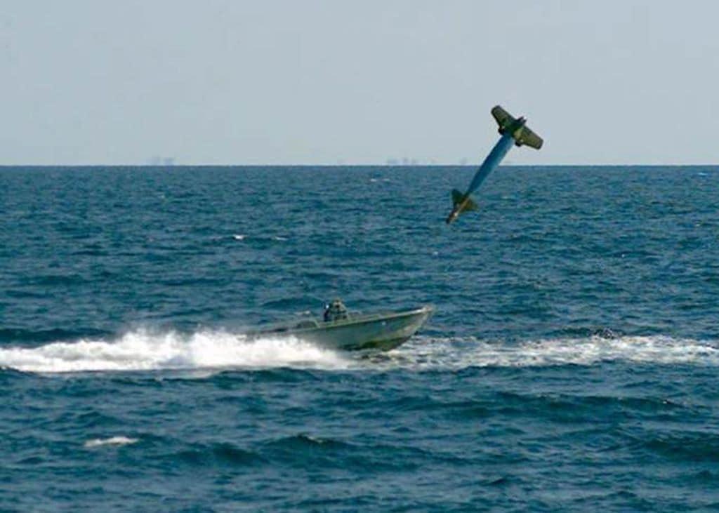 GBU-10-boat