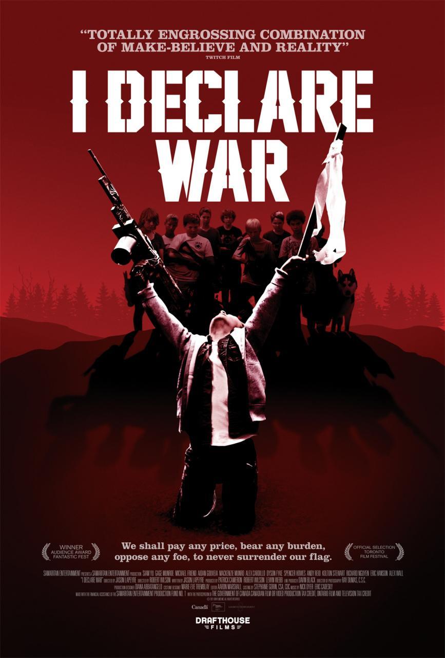 I-DECLARE-WAR-Poster