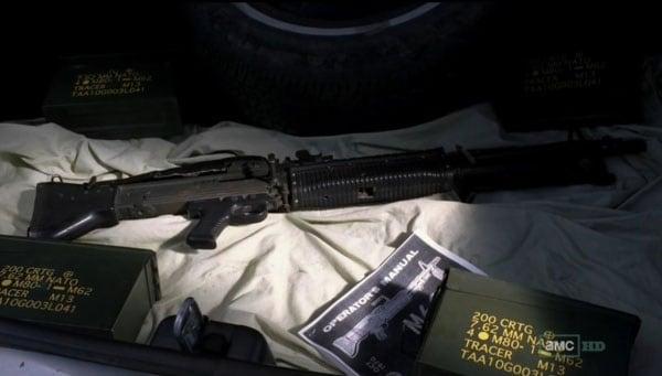M60 breaking bad