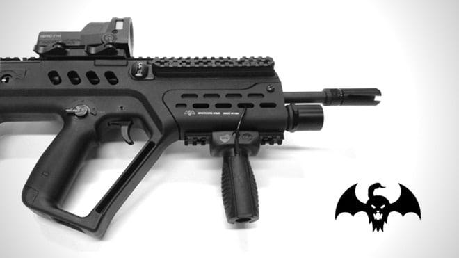 Manticore Arms ARClight Tavor rail