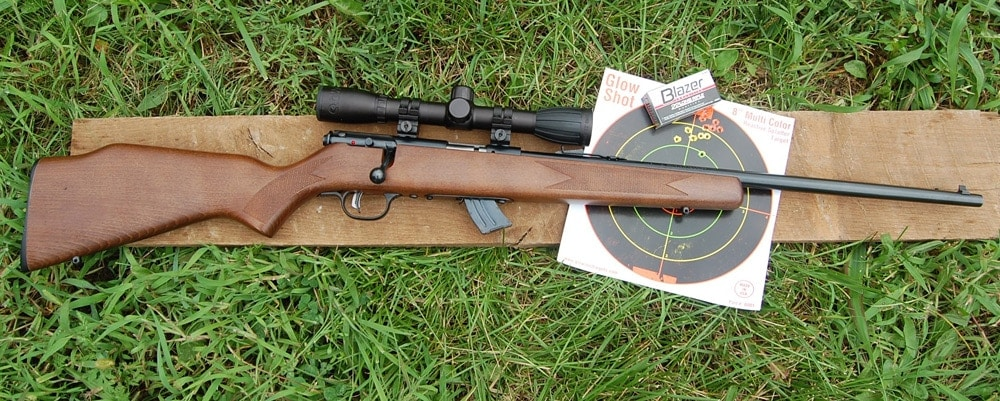 Gun Review: Savage Mark 2  22 is almost as good as