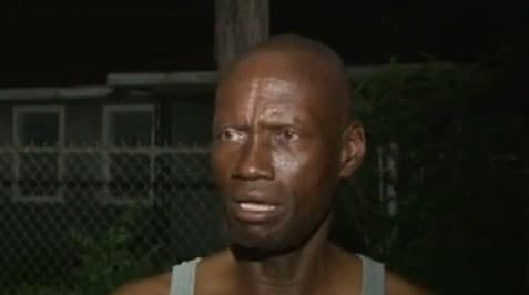 Johnny Thompson didn't hesitate to shoot the man who he found had broken into his home. (Photo credit: Click 2 Houston)