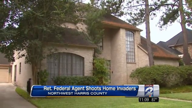 Even though the community is a peaceful one, neighbors said that they weren't totally surprised to hear about the attempted robbery. (Photo credit: Click 2 Houston)