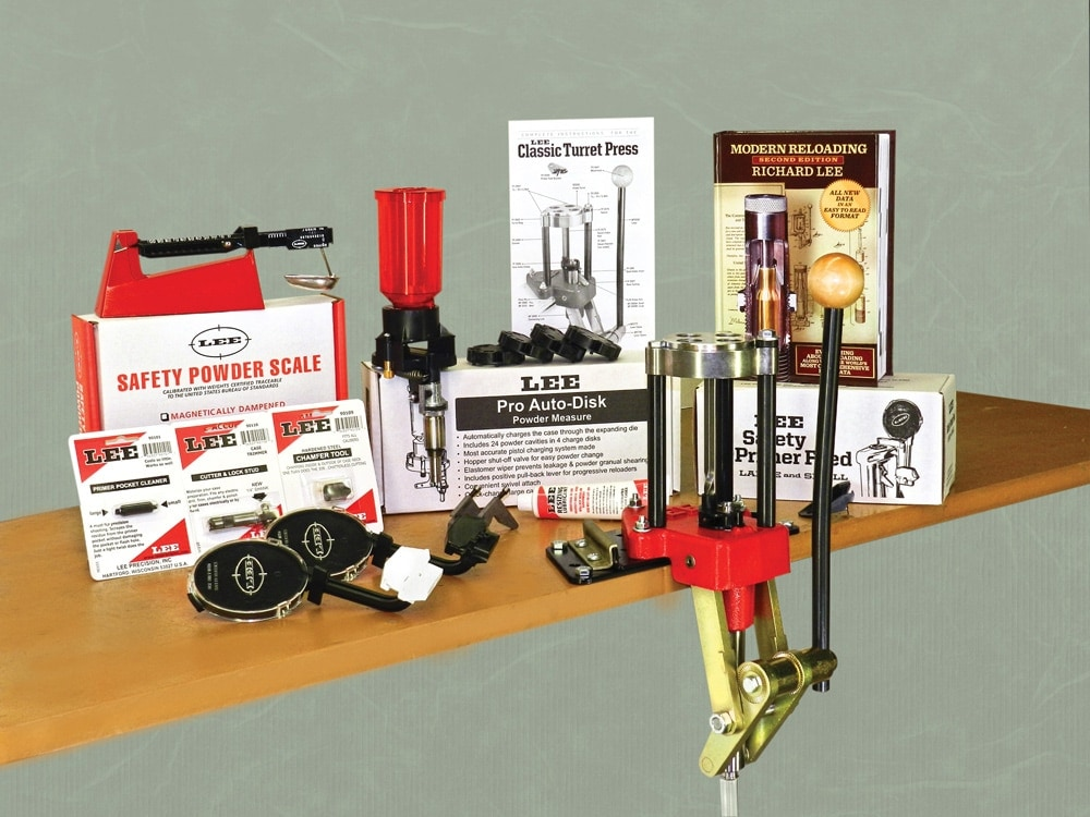 Turret-Press-Kit