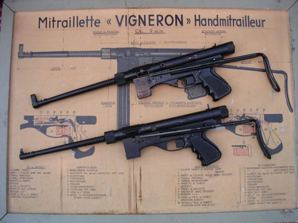Vigneron M2 and M1