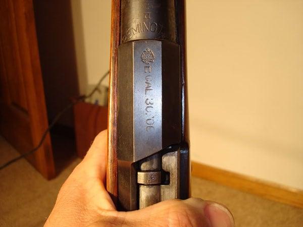 Remington made mosin