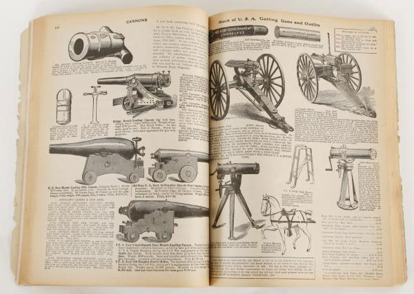 Bannerman's catalog