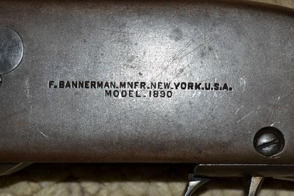 Bannerman markings