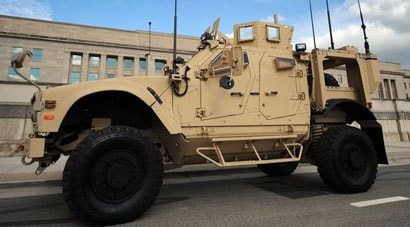 Removing military vehicles from the country is a far greater task then simply packing them up and sending them off.