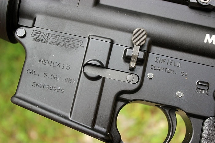close up view of MERC415
