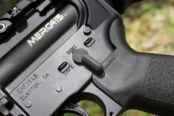 Gun Review: First Look at the New Enfield MERC415 (VIDEO)