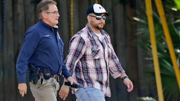 Shellie Zimmerman told the 911 dispatcher that her husband was accompanied by a bodyguard. (Photo credit: AP)