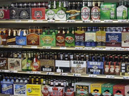 99 bottles of beer on the wall, 99 bottles of beer…
