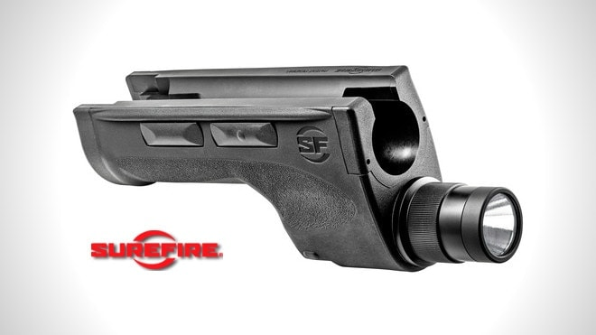 new DSF-Series Shotgun Forend