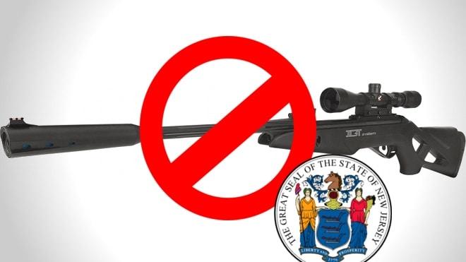 new jersey air rifle ban