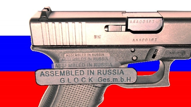 russian glock