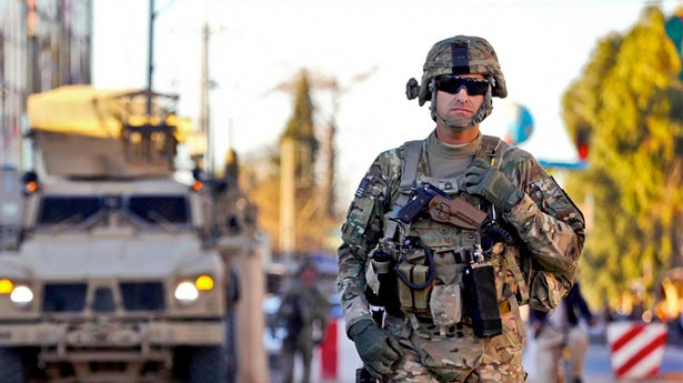 Troops will be headed out of Afghanistan by the end of next year and trailing behind them will be some 1.5 million pieces of equipment that must be shipped for an estimated $3 million.